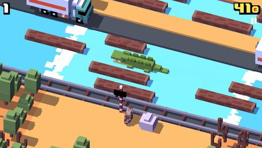 CrossyRoad InAction dacelo - Come sbloccare i personaggi australiani in Crossy Road
