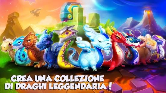 Draghi leggendari Dragon Mania Legends - Come ottenere i draghi leggendari in Dragon Mania Legends