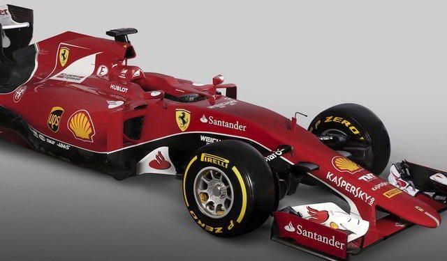 Ferrari SF15 T - Formula 1: la Ferrari presenta la monoposto SF15-T