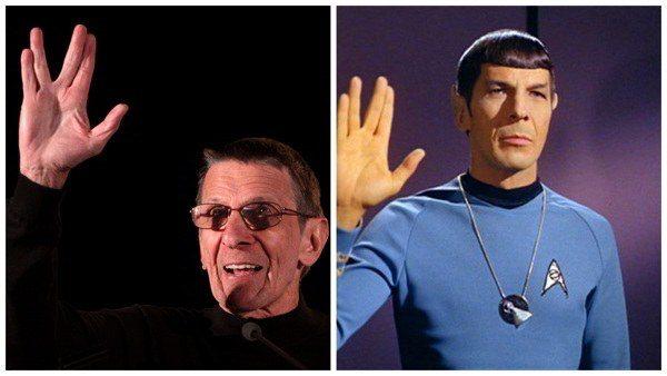 Leonard Nimoy Spock - Lutto nel mondo del cinema: è morto Leonard Nimoy lo Spock di Star Trek
