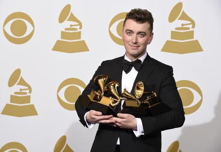 Sam Smith - Assegnati i Grammy Awards 2015: ecco i vincitori