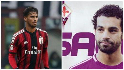 Suso Salah - Fantacalcio e Calciomercato: Suso e Mohamed Salah