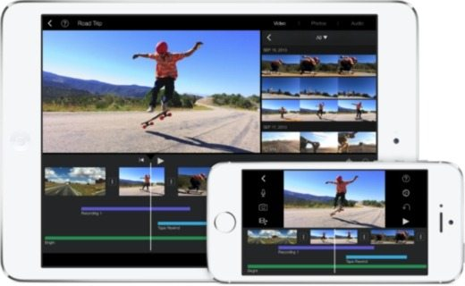 imovie app videoediting - Le migliori App per il Video Editing per iOS e Android