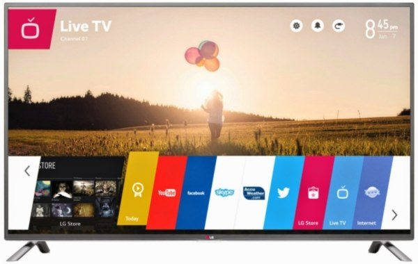 lg webos live - Come navigare sul web con le Smart TV