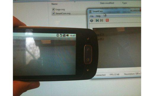 smartcam - Usare la fotocamera dello smartphone come Webcam
