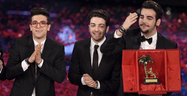 """volo vince festival sanremo 2015 - Festival di Sanremo 2015: vince il Volo con """"Grande Amore"""""""