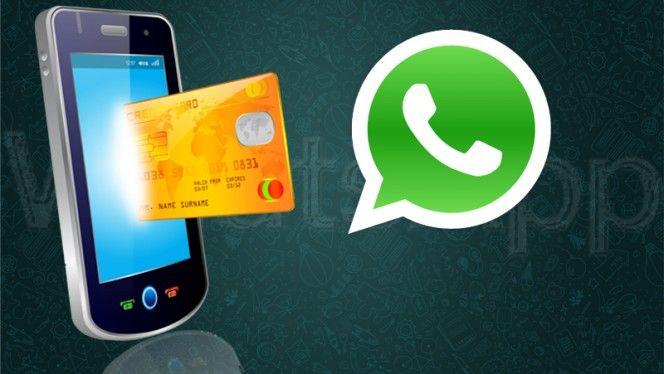 Come pagare WhatsApp - Come pagare WhatsApp con carta di credito o Paypal