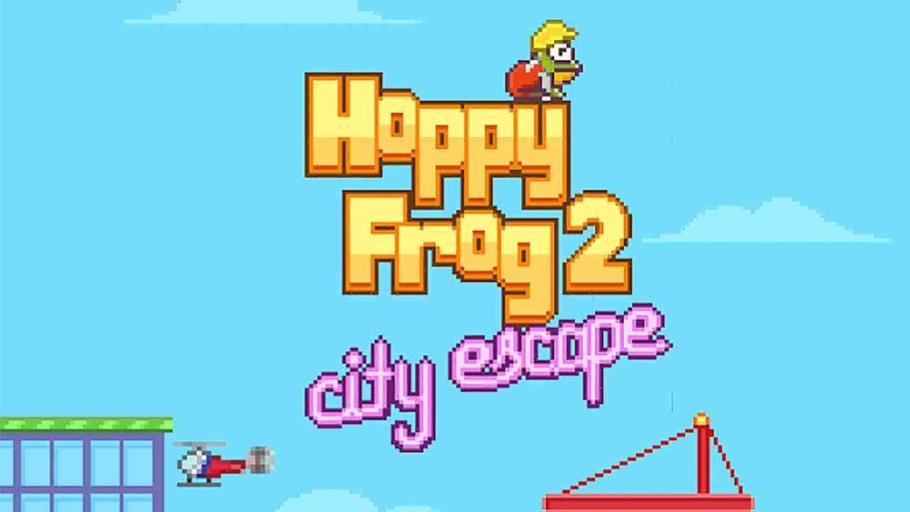 Hoppy Frog 2 - Hoppy Frog 2 - City Escape: come sbloccare e ottenere i personaggi nascosti