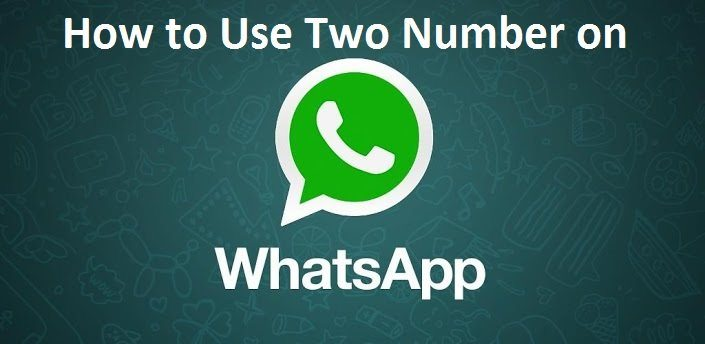 How to Use two number on Whatsapp - Come utilizzare due numeri di telefono diversi su WhatsApp