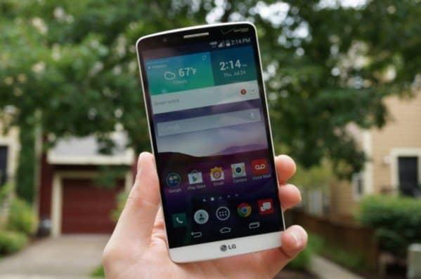 LG G3 - Come eseguire e salvare lo screenshot (schermata) su LG G3