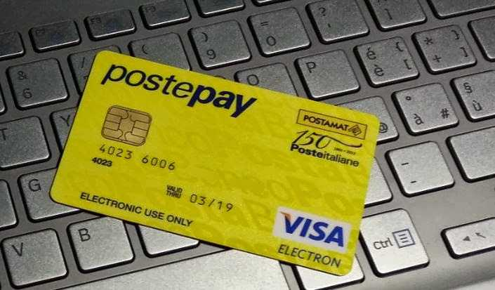 Postepay - Come ricaricare la PostePay