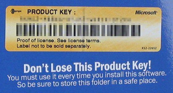 Product Key - Cambiare il Product Key di Windows