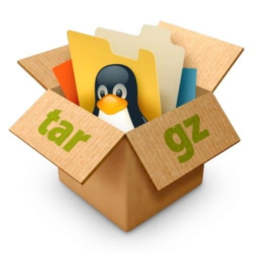 tar gz - Come aprire un file con estensione .tar.gz