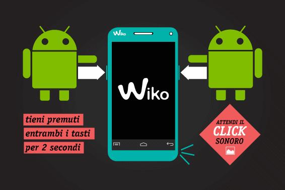 wiko screenshot tasti - Come eseguire e salvare lo screenshot (schermata) su smartphone Wiko