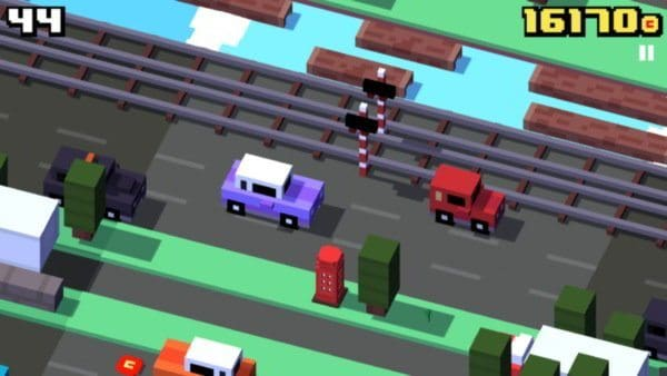 CrossyRoad InAction PhoneBox - Come sbloccare i personaggi nascosti inglesi in Crossy Road