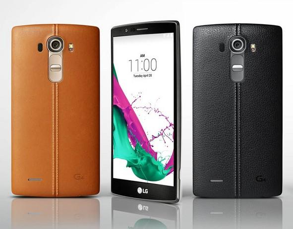 LG G4 Genuine Leathertb - Ecco l'LG G4 top di gamma 2015 - Caratteristiche tecniche, prezzo, video e foto