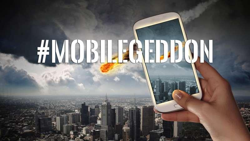 Mobilgeddon - Mobilegeddon: il nuovo algoritmo di Google per dispositivi mobili