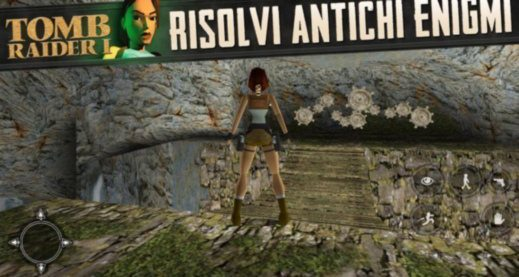 Tomb Raider - Le soluzioni di Tomb Raider 1 (2015) per Android e iPhone - Square Enix