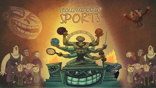 Troll Face Quest Sports Soluzioni - Le soluzioni di Troll Face Quest Sports Puzzle dal livello 1 al livello 50