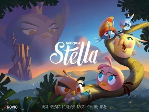 Angry Birds Stella - Le soluzioni di Angry Birds Stella