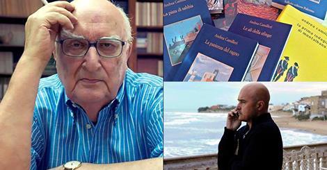 Camilleri Montalbano - I libri più letti e venduti di Aprile 2015