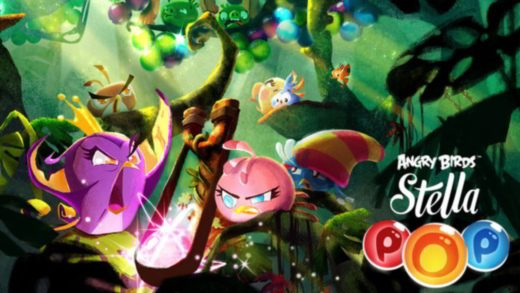 angry birds stella pop - Le soluzioni di Angry Birds Stella POP