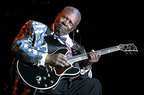 "bbking - Addio a B.B.King il ""Re del Blues"""