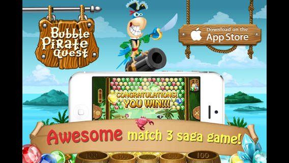 bubble pirate quest - Le soluzioni di Bubble Pirate Quest