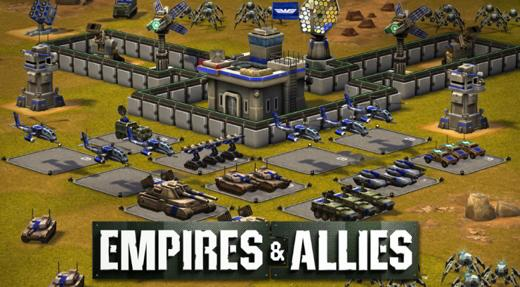 Empires e Allies - Empires And Allies: consigli, trucchi e strategie