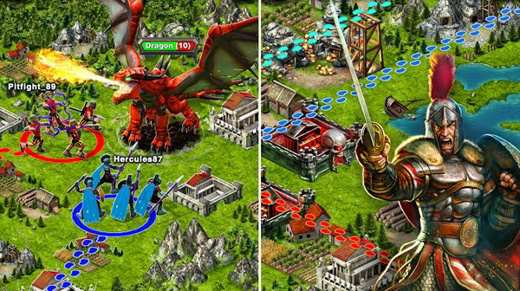 game of war fire age battle strategy defense - Game of War: Fire Age – Strategie per la difesa e come proteggere il tuo impero