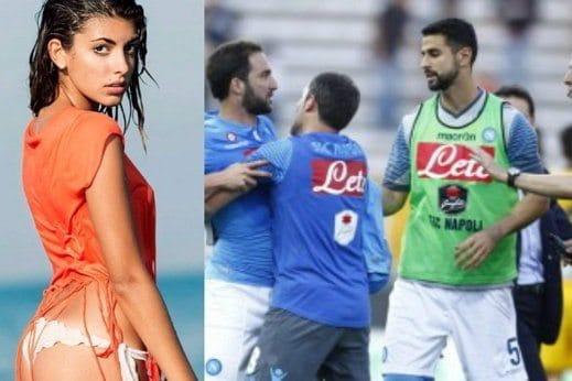 rissa higuain mirante chiara Napoli - Chi è Chiara Napoli la donna contesa dai calciatori Higuain e Mirante