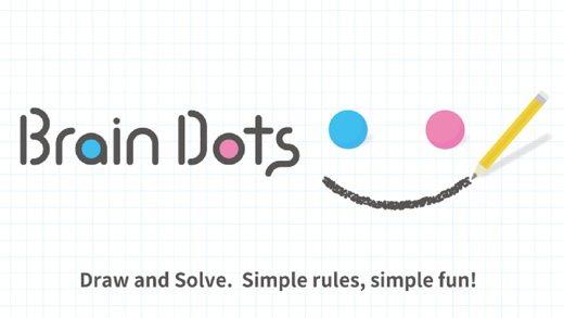BRAIN DOTS copertina - Le soluzioni di Brain Dots dal livello 51 al livello 100