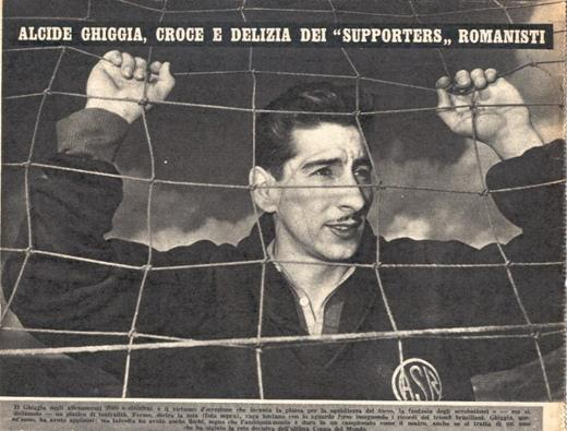 """Ghiggia - Ghiggia, il folletto del """"Maracanazo"""""""
