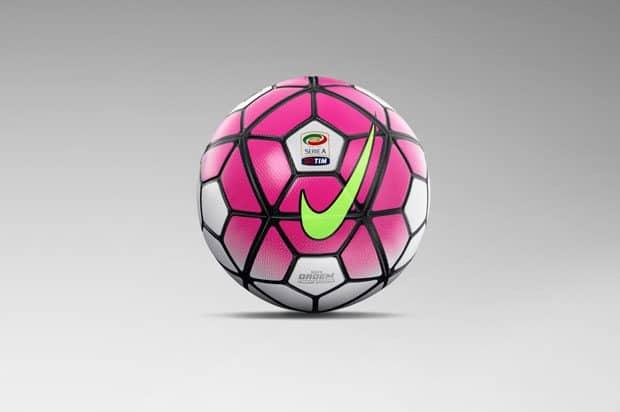 pallone Serie A 2015 16 - Presentato il pallone ufficiale della Serie A 2015/2016