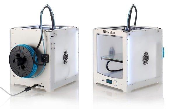 ultimaker 2 3d printer - Le migliori stampanti 3D: caratteristiche e prezzi
