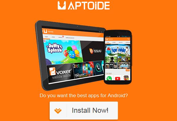 Aptoide apk download - I migliori repository per Aptoide