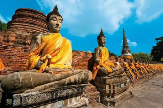 templi thailandia - Racconto di un viaggio in Thailandia