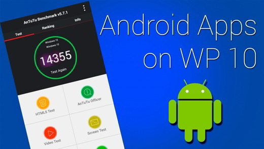 apk su Windows 10 mobile - Come installare app Android Apk su Windows 10 Mobile