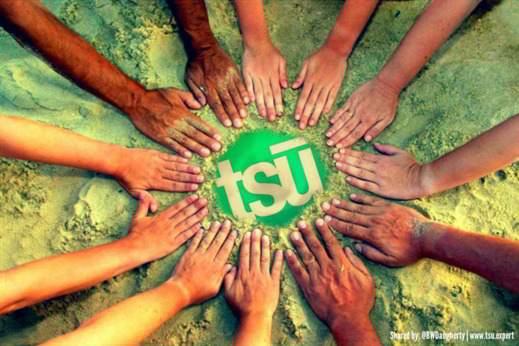 tsu - Come guadagnare con Tsu il social network che paga gli utenti