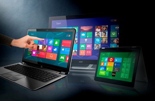 come ripristinare un PC con Windows 8