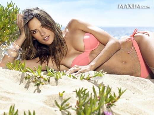 cp2014 allessandraambrosi 234 - Alessandra Ambrosio e gli scatti hot su Maxim