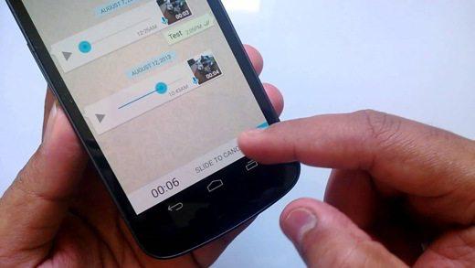 messaggi vocali whtasapp - Come inviare messaggi vocali con WhatsApp