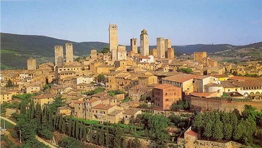 sangimignano5 - Viaggio nel Centro Italia: un itinerario tra borghi e città