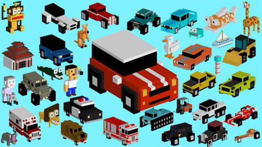 smashy road cars - Come ottenere le auto leggendarie, epiche e rare in Smashy Road: Wanted