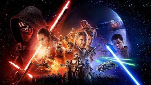 star wars il risveglio della forza - Star Wars - Il Risveglio della Forza arriva nelle sale italiane il 16 dicembre