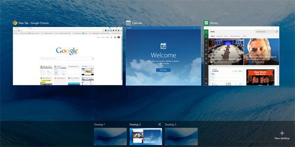 Multi desktop windows 10 - Come utilizzare i Multi Desktop in Windows 10
