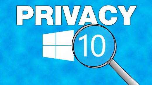 Proteggere la privacy su Windows 10 - Come impostare la Privacy su Windows 10