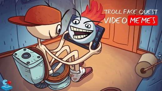 soluzioni troll face quest video memes - Le soluzioni di tutti i livelli di Troll Face Quest Video Memes