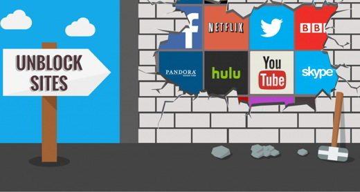 Come guardare siti bloccati - Come vedere siti bloccati o oscurati