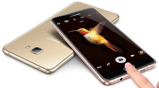 samsung galaxy A - Come eseguire e salvare lo screenshot sui Samsung Galaxy A 2016